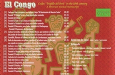 El Congo ~ Codex