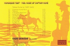 Humorous Toby ~ Viol Music of Captain Hume